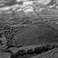 Dove Valey from High Wheeldon, Peak District 2015