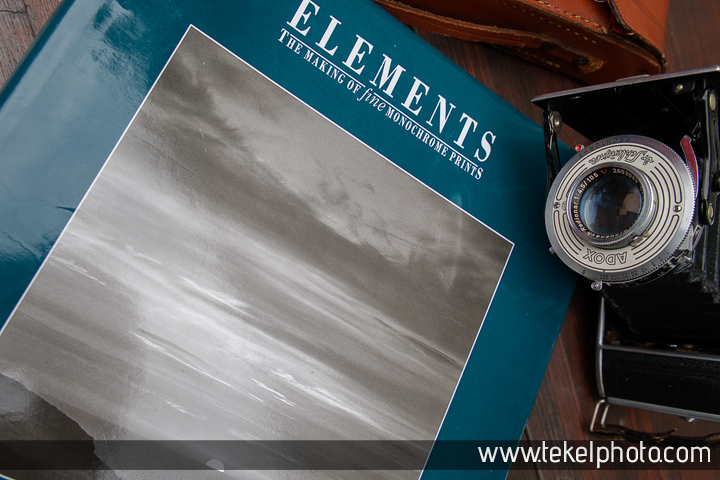Elements - The Making of Fine Monochrome Prints by Barry Thornton